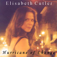 Hurricane of Change - Elisabeth Cutler cd cover