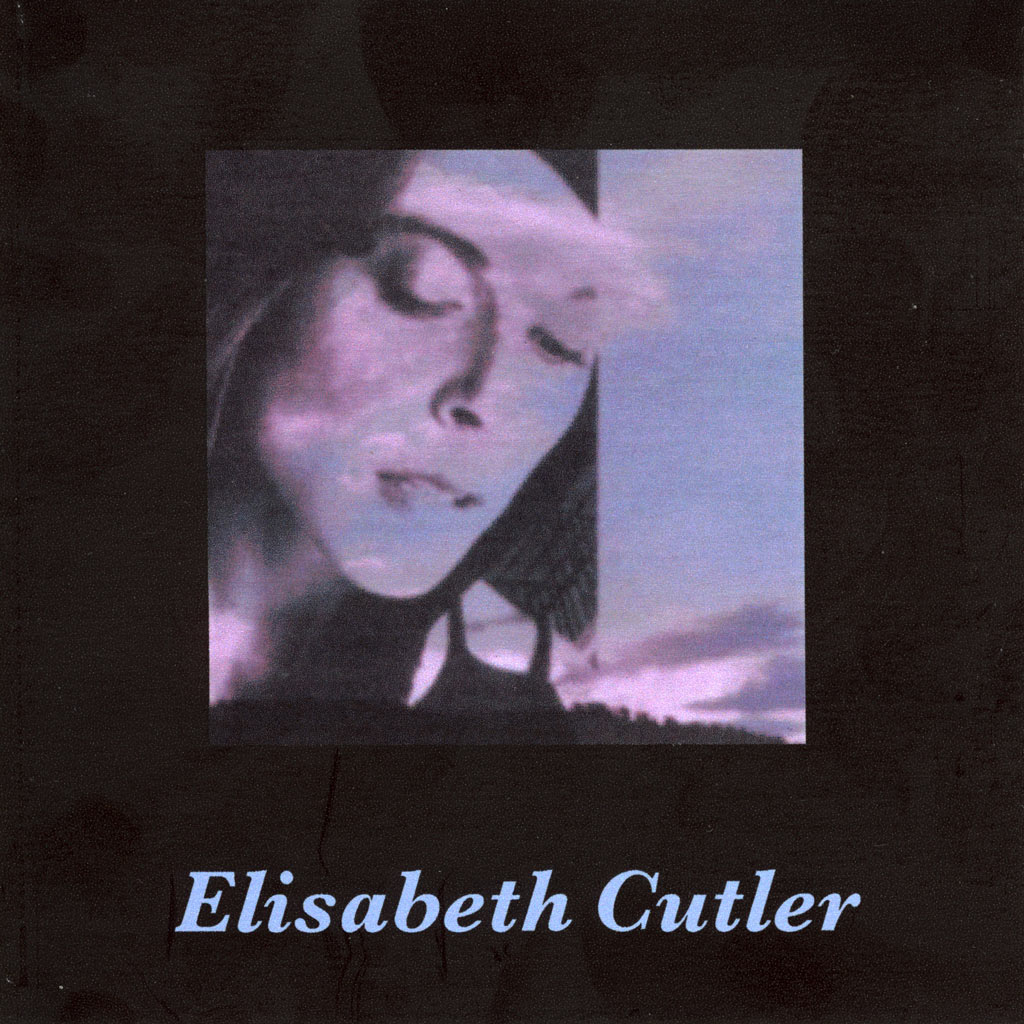 Elisabeth Cutler cd cover