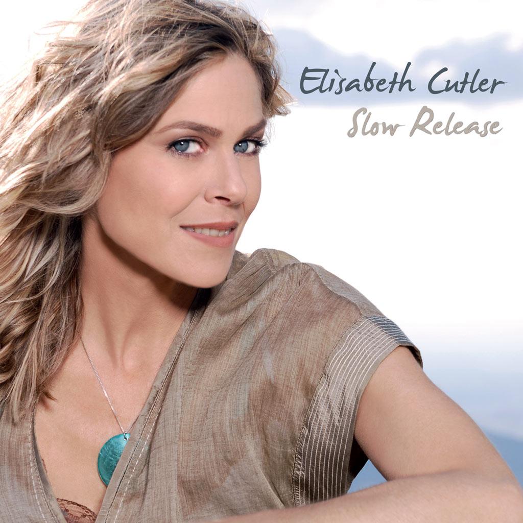 Slow Release Elisabeth Cutler cd cover