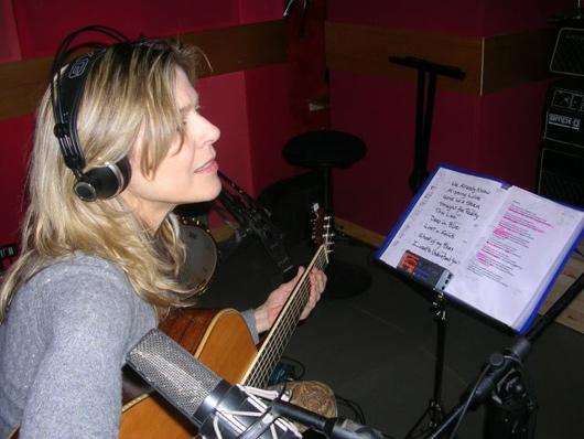 Slow Release backstage - Elisabeth