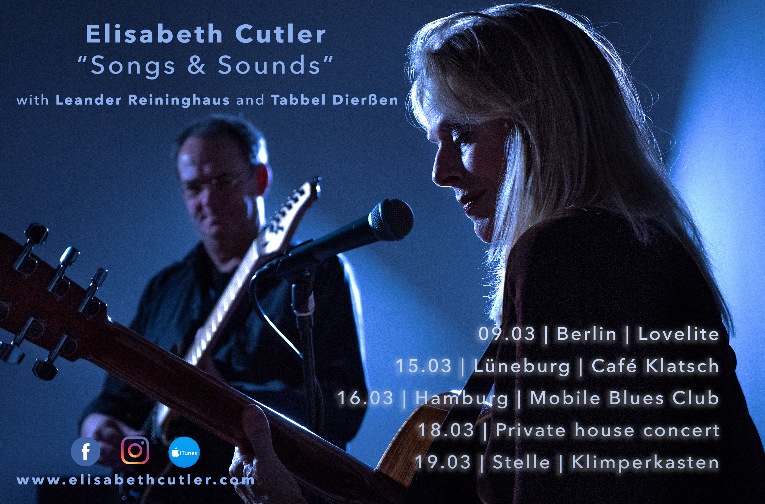 Elisabeth Cutler Songs & Sounds in Germany - Elisabeth Cutler