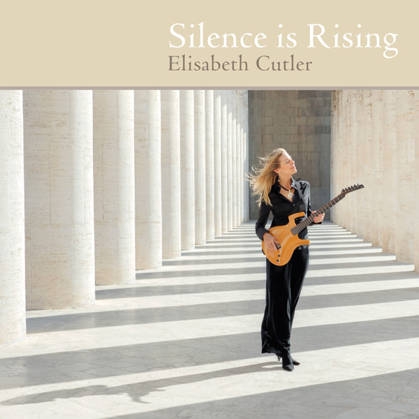 Silence is Rising CD cover Photo by Ari Takahashi, graphic BitBazar