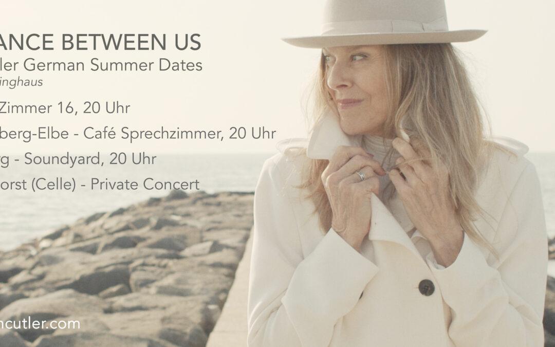 The Distance Between Us (German Dates)